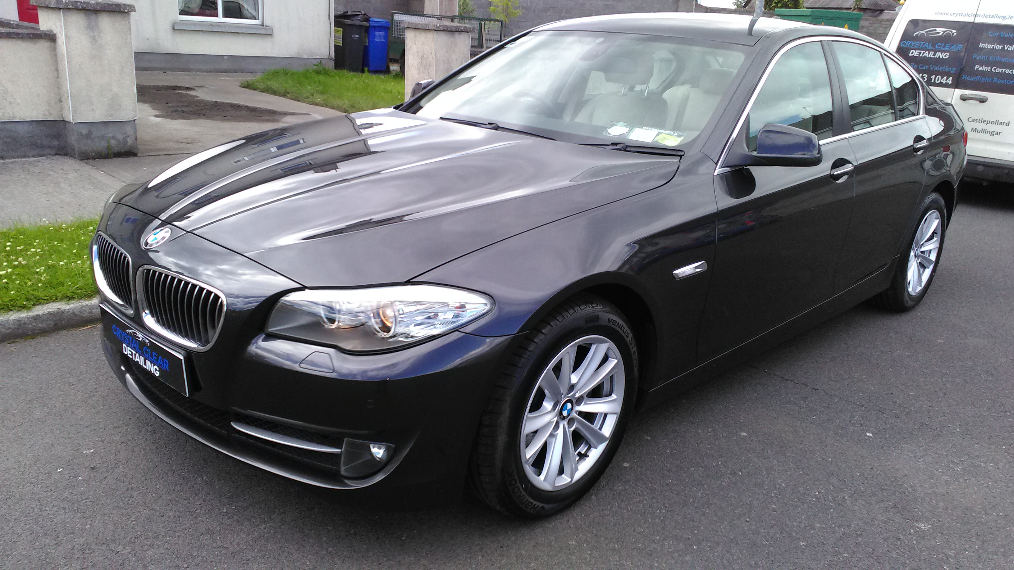 BMW 520D - Full Valet