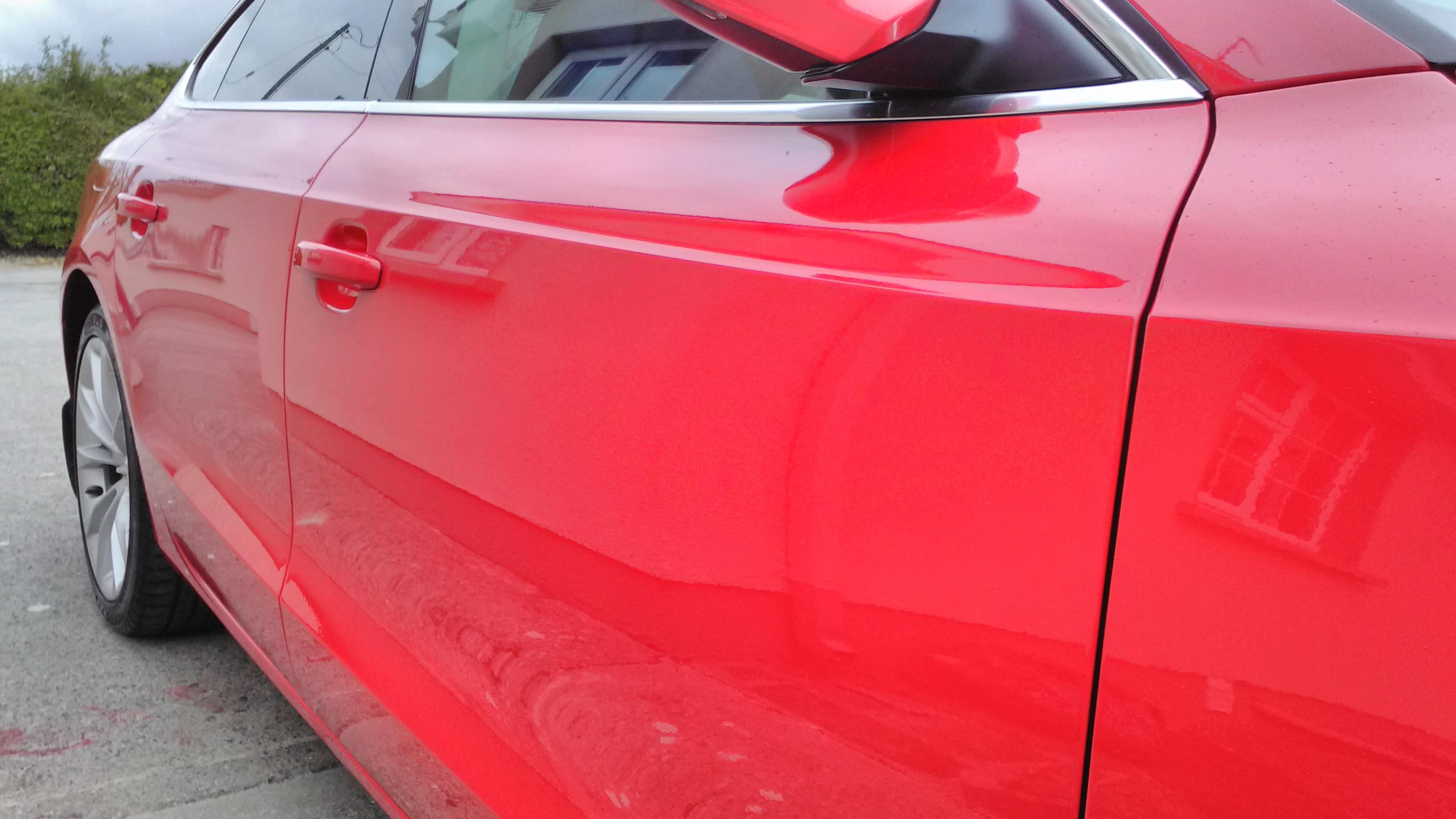car detailing paint enhancement detail